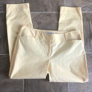 White House Black Market Crop Pants